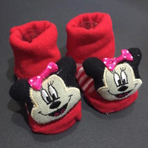 44-22-Minnie Slip Socks