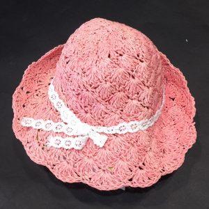 77-197-Hand-woven straw hat
