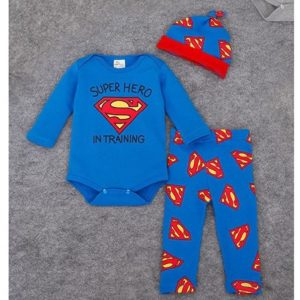23-182-Superman set 3pcs
