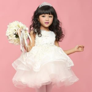 26-126-Cinderella Wedding Tutu Dress