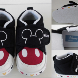 32-9-Mickey ultralight canvas shoes