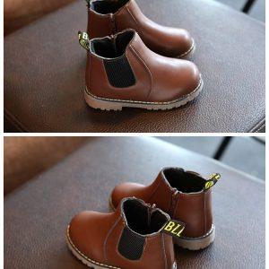 32-41-Casual zipper boots