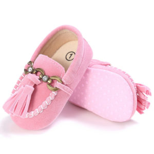 31-152-Pink Peas toddler shoes
