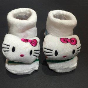 44-23-Helo Kity Slip Socks
