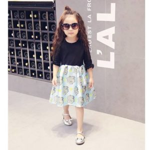 52-78-Fashion Floral Dress
