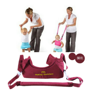66-45-Baby toddler with-dark red