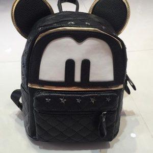 68-54-Mickey Backpack Black