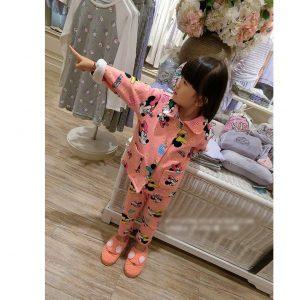 99-76-Minnie Mouse Pyjamas