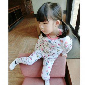 99-77-Little Kitty Pyjamas