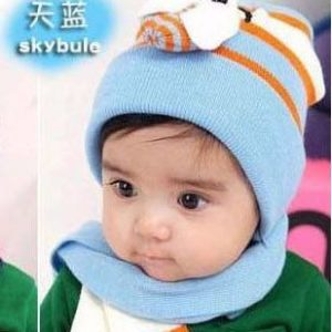 77-126-Boy Girl Baby Bee 2 pcs