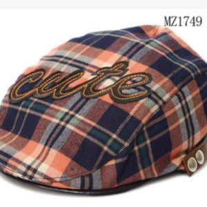 77-193-CUTE Cap - Orange