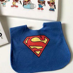 73-1-Superman Small Bib