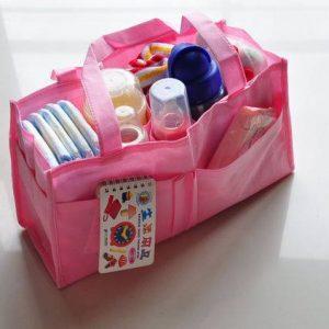 VB9-Portable Mummy Bag Liner -blue