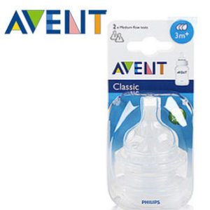 66-33-Avent Variable Flow Teat 3m