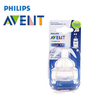 66-32-Avent Variable Flow Teat 1m