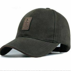 77-215-Army Green Summer Cap