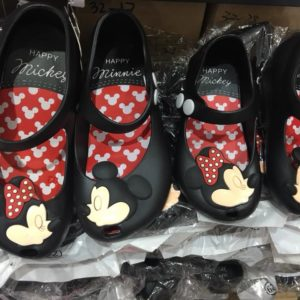 33-31-Mickey PVC shoes