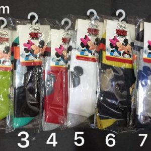 44-36-Mickey Socks