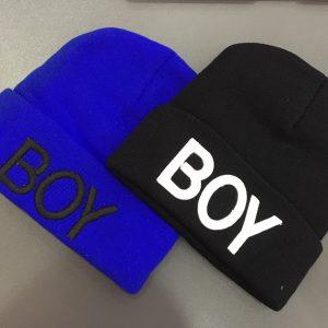 77-186-BOY head cap - blue