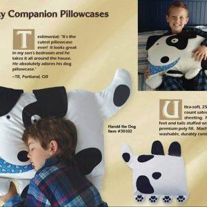 TB-03- Animal Pillowcase - Dog
