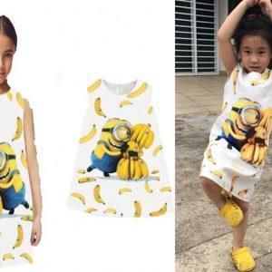 52-89-Minions Dress