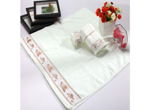 66-49-Cotton Small Towels 3pcs