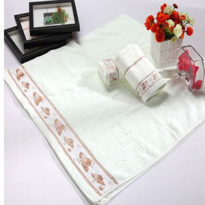 66-49-Cotton Small Towels 3pcs
