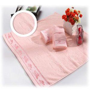 66-50-Cotton Small Towels 3pcs