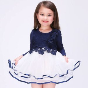 52-70-Cotton Princess Dress