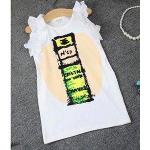 52-81-White Sleeveless Dress