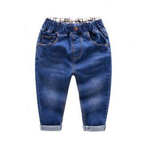 59-10-High waist Slim pants