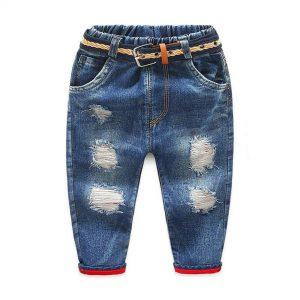 59-13-High waist jeans