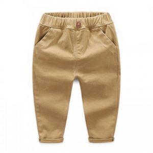 59-14-Cotton casual pants