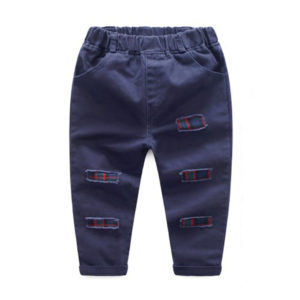 59-15-Blue casual jeans