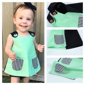 28-60-Green halter tops