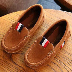 33-21-Brown peas shoes