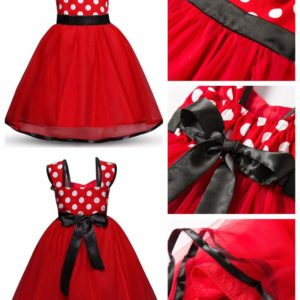 52-148-Polka Dot Princess Dress