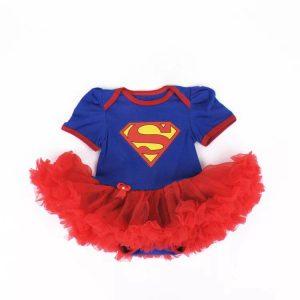 28-74-Superman Romper