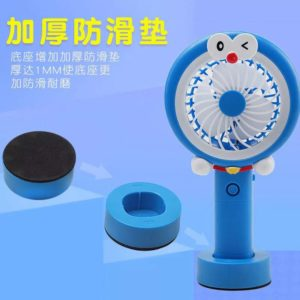 67-63-USB mini fan have light