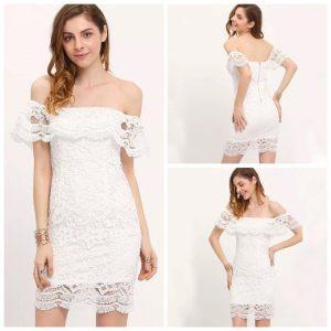 88-267-Lace dress