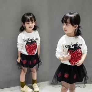 55-115-Strawberry Pompon 2pcs