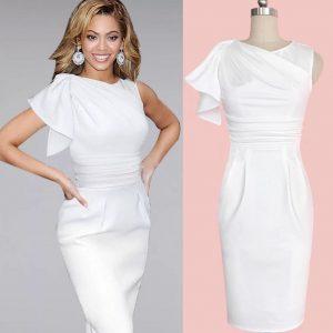 88-325-White dress