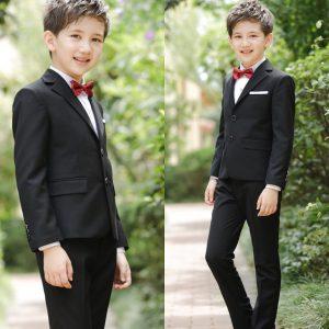 58-7-Gentleman Coat Set 4pcs