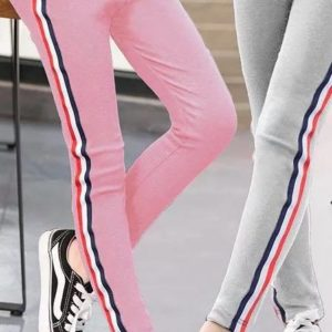 51-14-Cotton leggings-✅PINK