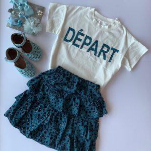 55-118-Top and Skirt