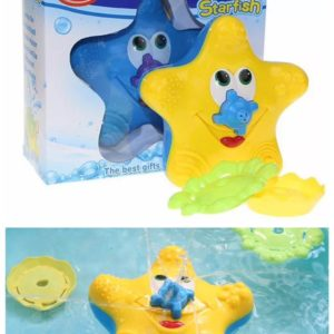 67-39-Starfish Swimming Bath Water Toy