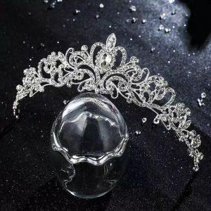72-25-Bride crown ✅Adult