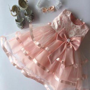 26-144-PINK PRINCESS DRESS