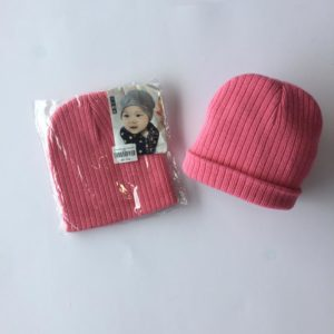 77-99-Korean new wave cap - pink