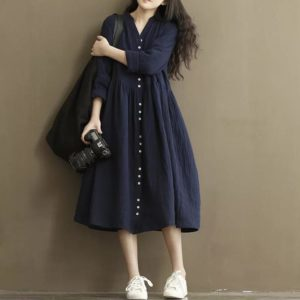 88-336-long-sleeved dress